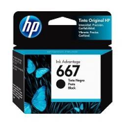 HP-667 3YM79AL Negro