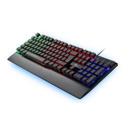 Teclado Gamer con iluminación de Fondo Xtech XTK-510S