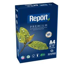 PAPEL REPORT PREMIUM A4 75 GRS 500 HJS
